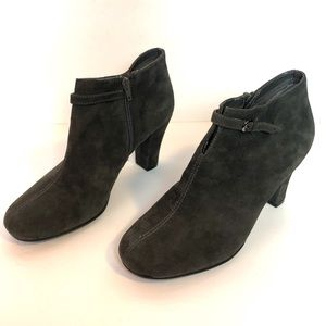 "Aerosoles | 3 1/2"" Heeled Ankle Booties"